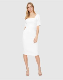 Cooper St - Hailey Fitted Dress