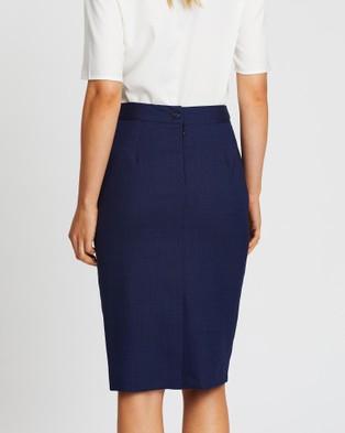 Farage Lane Skirt - Pencil skirts (Blue)