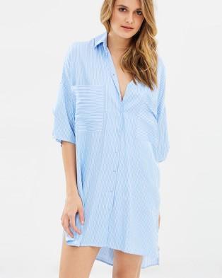 Interval – Larsson Shirt Dress