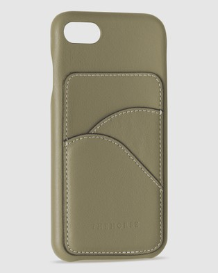 The Horse iPhone SE 2020   The Scalloped iPhone Cover - Tech Accessories (Apple Green iPhone SE 2020)