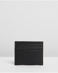 Calvin Klein - Pebble Leather Card Case
