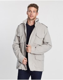 French Connection - Washed Field Jacket