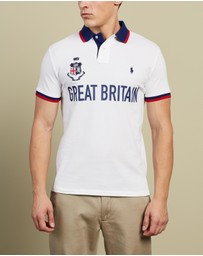 Polo Ralph Lauren - Short Sleeve Knit Polo