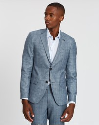CK Shirts - Check Suit Jacket