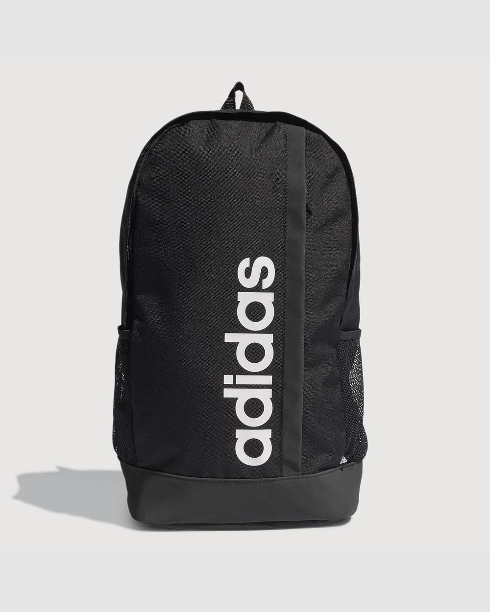 adidas Performance Essentials Logo Backpack Backpacks Black