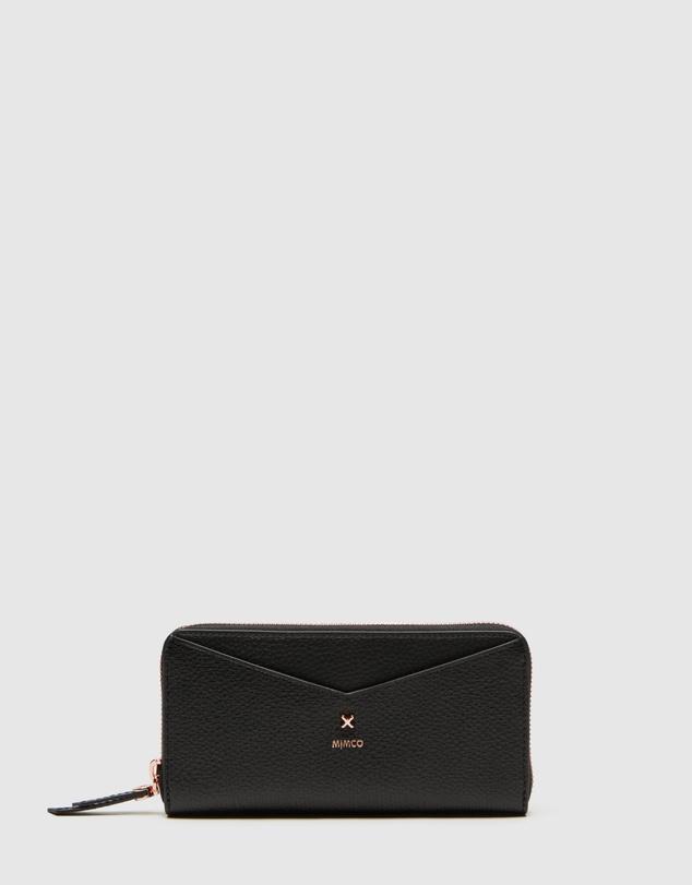 Women D-vine Large Wallet
