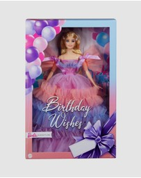 Barbie - Birthday Wishes Doll