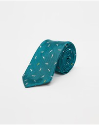 Paul Smith - Dino Reptile Tie