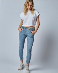 DRICOPER DENIM - Active Jeans