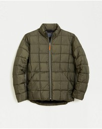 J.Crew - Box-Quilted Primaloft Jacket