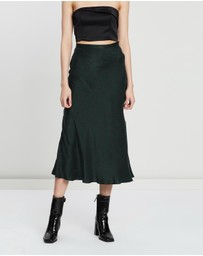 Bec & Bridge - Animale Fever Bias Skirt