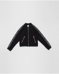 Karl Lagerfeld - Cardigan Suit Jacket - Kid-Teens