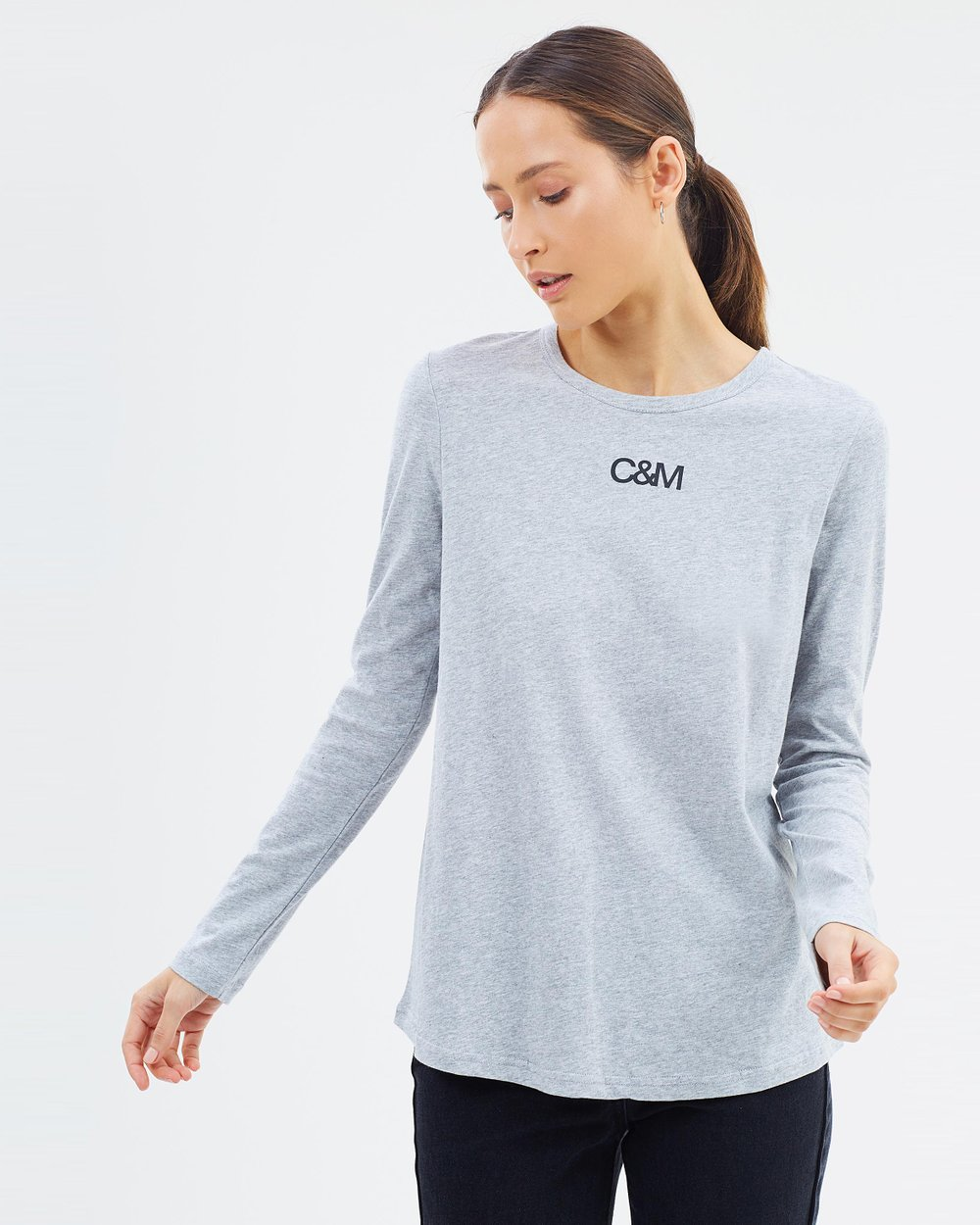 e4b2aa807549 Ligero LS Tee by C & M Camilla and Marc Online | THE ICONIC | Australia