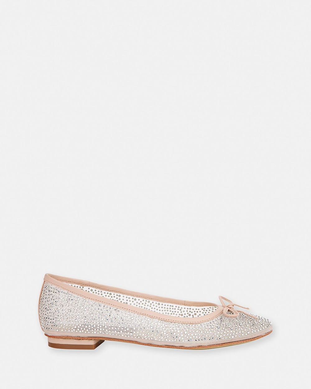 Alan Pinkus Twinkle Ballet Flats BLUSH