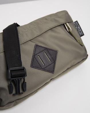 JanSport Waisted Bumbag - Bum Bags (Green Machine)