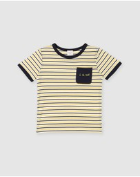 Carrément Beau - Short Sleeve T-Shirt - Kids-Teens
