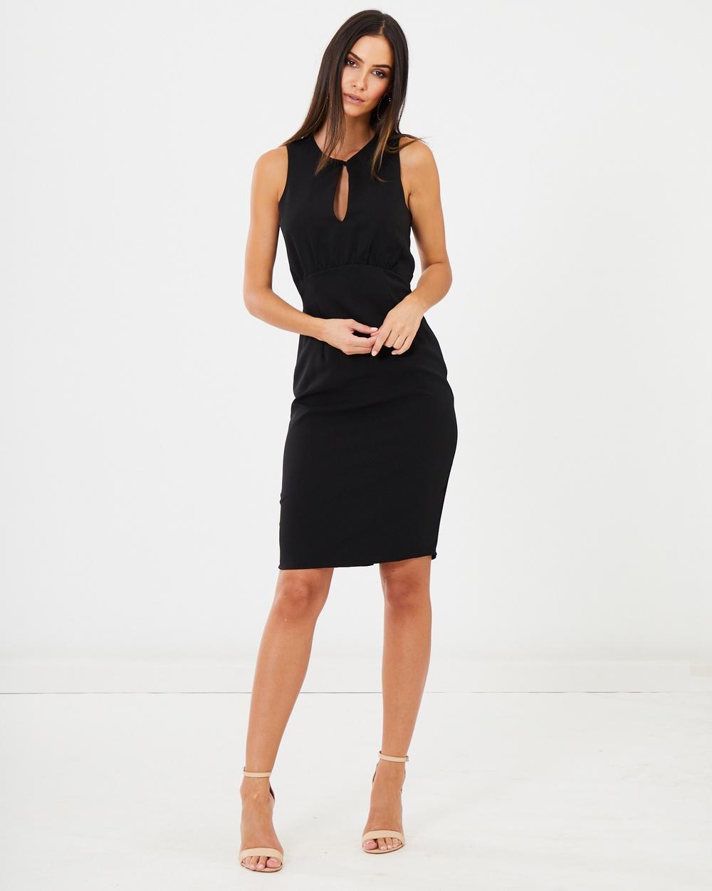 Photo of Tussah Black Amanda Dress - beautiful dress from Tussah online