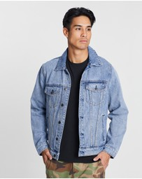 Abercrombie & Fitch - Forever Denim Jacket