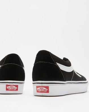 Vans Comfycush Sk8 Low Classic   Unisex - Sneakers (Black)