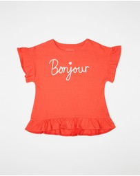 Outfit Kids - Bonjour Top - Kids