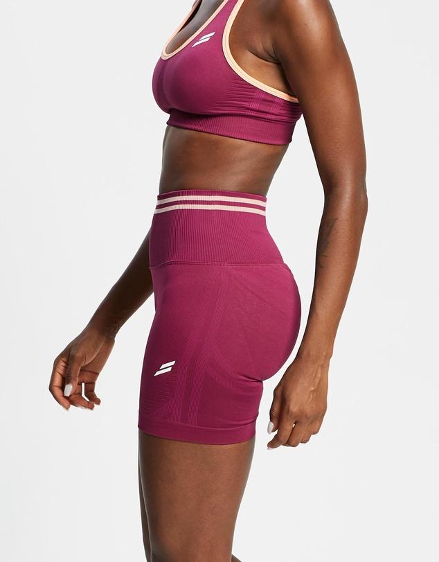 Women DYE Scrunch Seamless Shorts