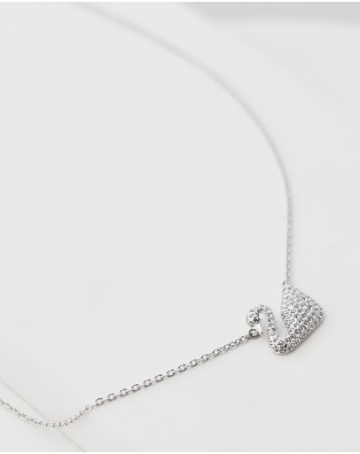 Swarovski - Swan Necklace