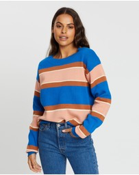 All About Eve - Sports Knit Crew Jumper