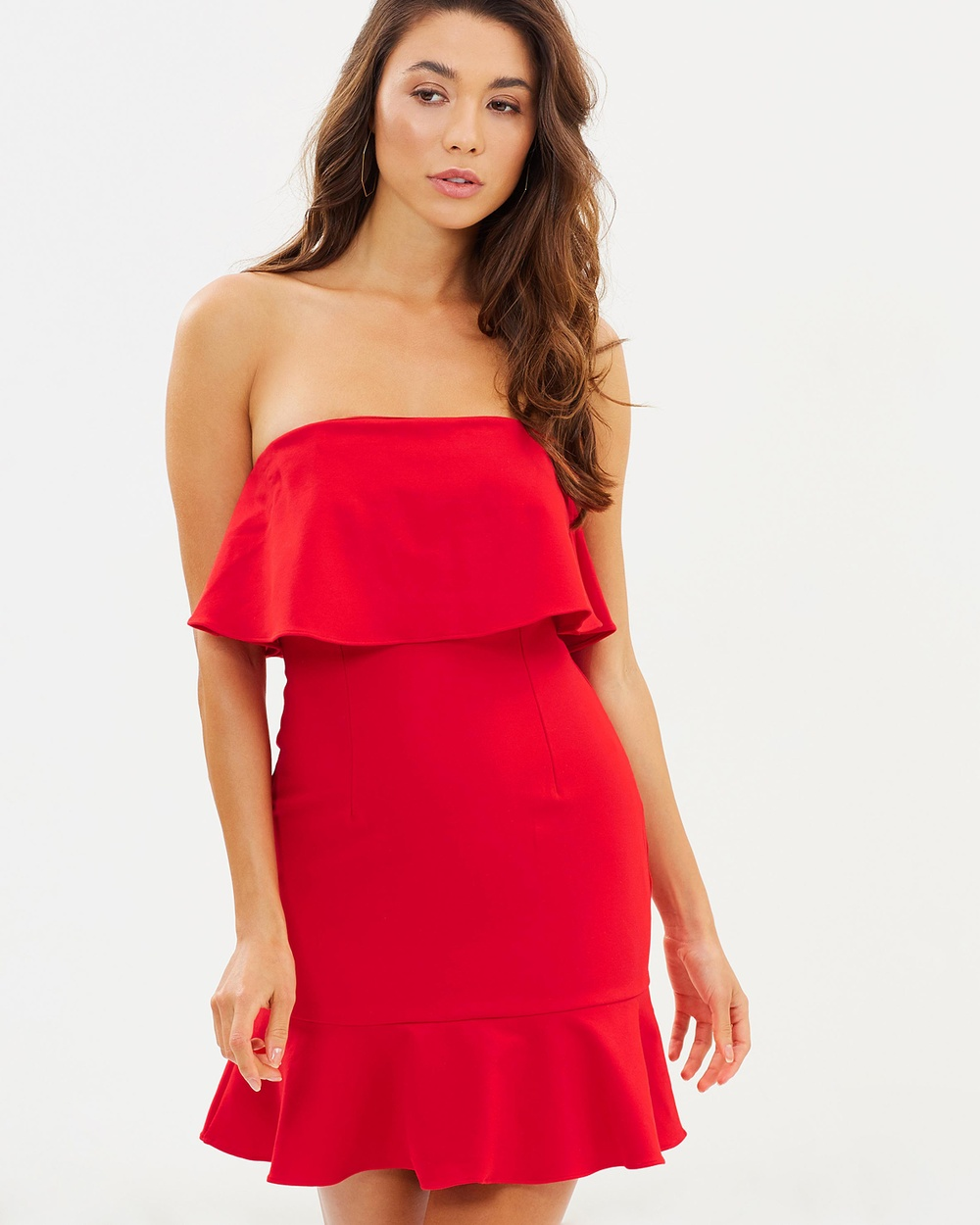 Fresh Soul Siren Dress Dresses Red Siren Dress
