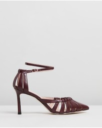 Atmos&Here - Chelsea Leather Heels