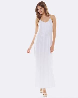 Deshabille – Petitinget Dress White White