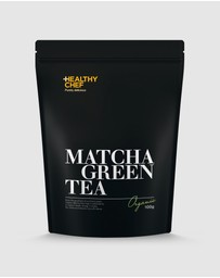 The Healthy Chef - Organic Matcha Tea