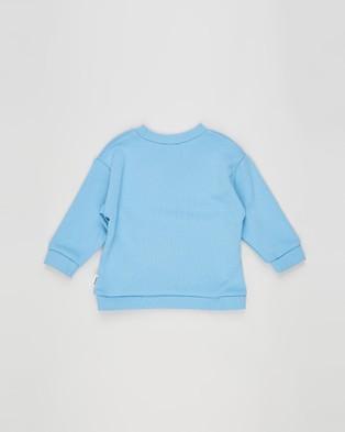 Bonds Baby - Terry Pullover Babies Kids Sweats (Bonds Pop Logo) Babies-Kids