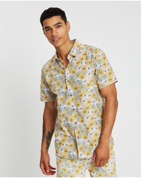 Staple Superior - Hampton Printed SS Shirt