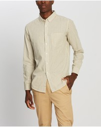 Staple Superior - Revolution LS Organic Cotton Shirt