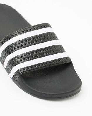 adidas Originals Adilette   Unisex - Slides (Black)
