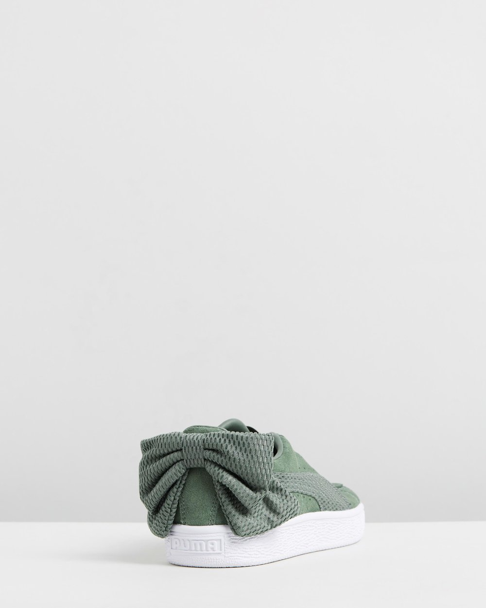 Suede Bow Uprising Sneakers - Women s by Puma Online  ea266c586