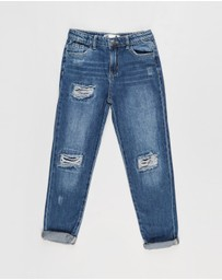 Cotton On Kids - India Slouch Jeans - Kids-Teens