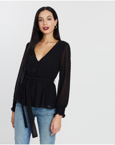 3f66bb82c Evening Tops | Buy Womens Tops & Blouses Online Australia- THE ICONIC
