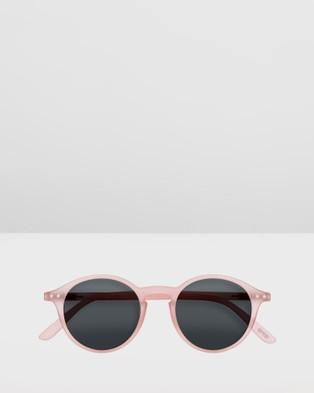 IZIPIZI Sun Collection D - Sunglasses (Pink)
