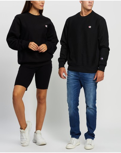 Champion - Reverse Weave Crew Sweater