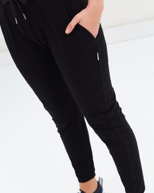 Pilot Athletic Wilson Slouch Pants - Sweatpants (Black)