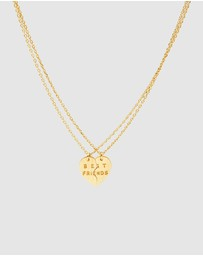 Dear Addison - Best Friends Necklace