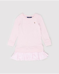 Polo Ralph Lauren - Atlantic Terry Dress - Kids
