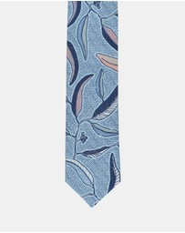 Peggy and Finn - Eucalyptus Tie