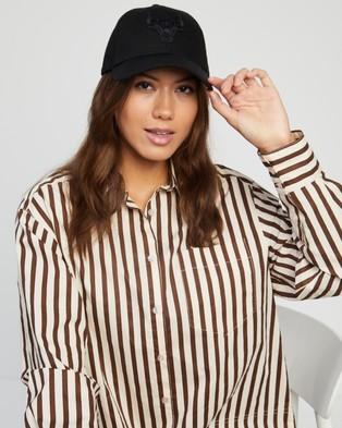 New Era 940 Chicago Bulls Cap - Headwear (Black)