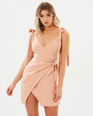 Bec & Bridge – Lady Lou Dress Rose