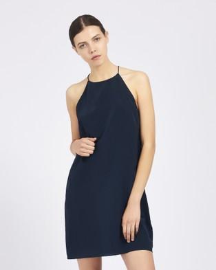 GINIA RTW – Ela Dress – Dresses (Navy)