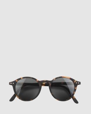 IZIPIZI Sun Collection D - Sunglasses (Brown)