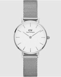 Daniel Wellington - Petite Sterling 28mm