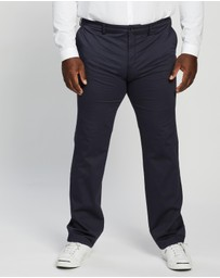 BOSS - Plus Regular Fit Chino Pants